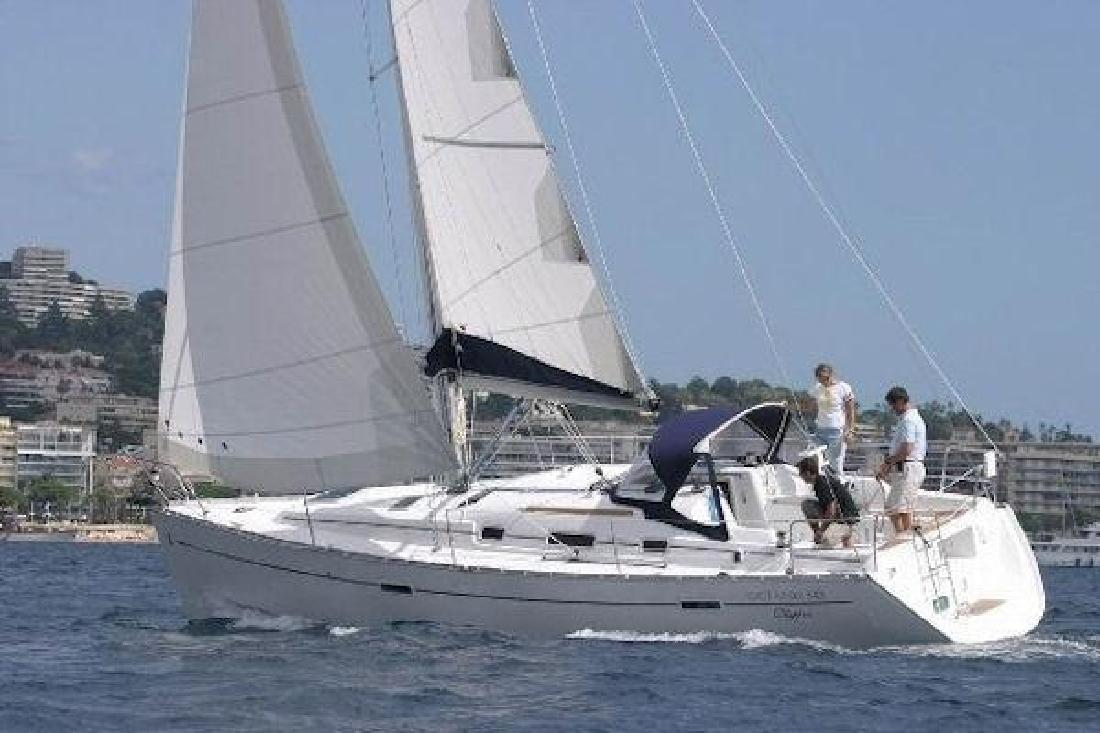 2010 Beneteau Oceanis 43 Marina del Rey CA