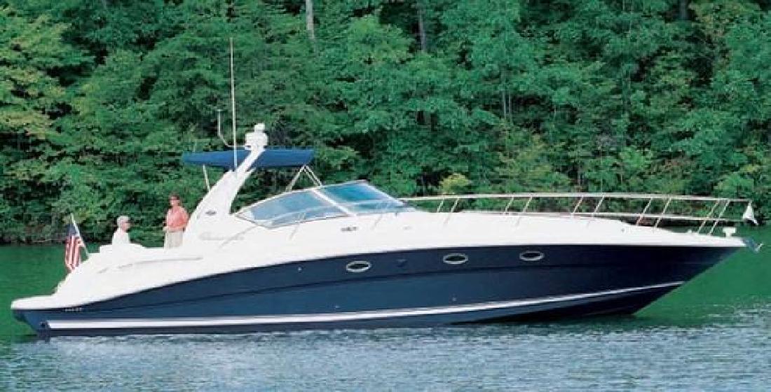 2003 Sea Ray 420 Sundancer Marina del Rey CA