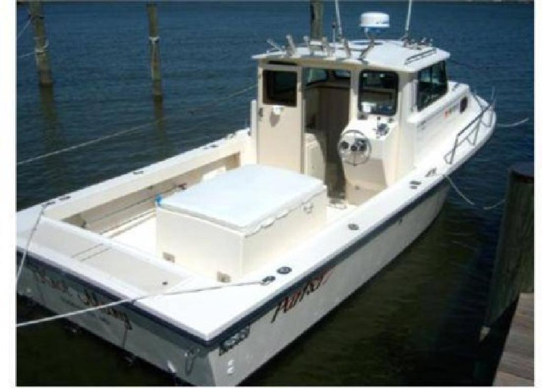 22 500 1996 25 ft parker marine 2520 dv inboard for for Outboard motors for sale maryland