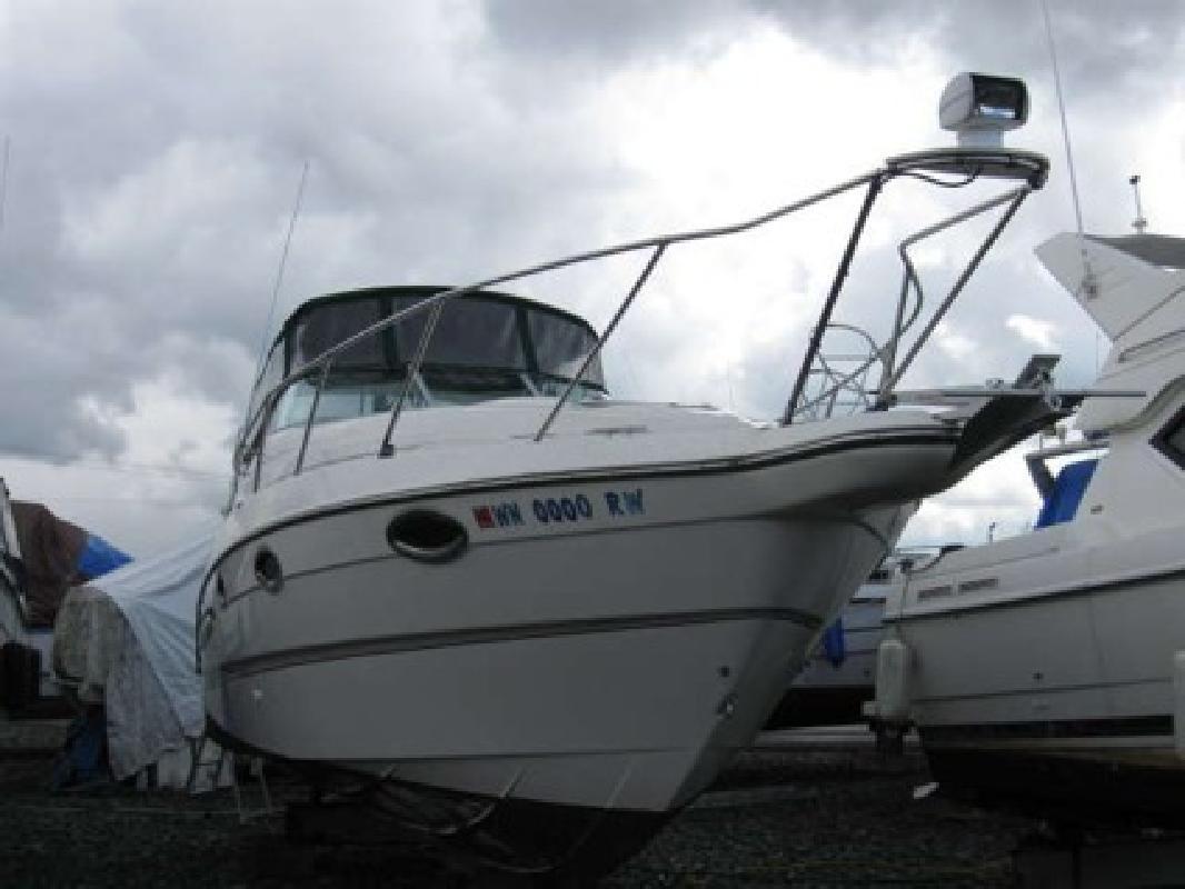 $27,999 Used 1999 Maxum-U.S. Marine 2800 Sportcruiser