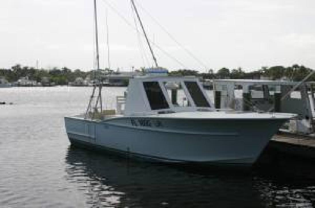 1979 34' Ocean Master Marine 34 Custom