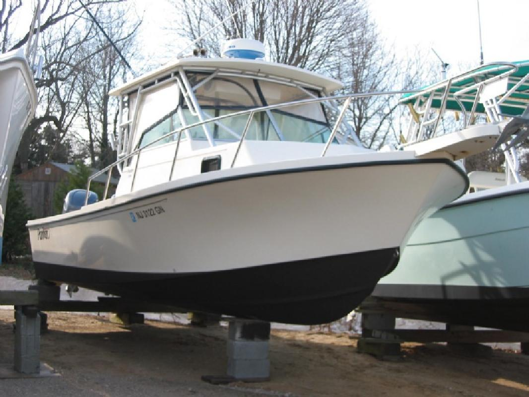 Parker boat listings in nj for Fishing boats for sale nj