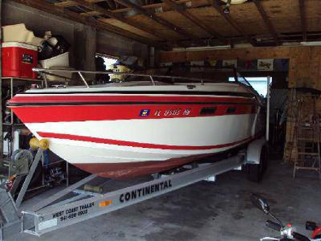 $8,995 1987 Baja Marine FORCE235