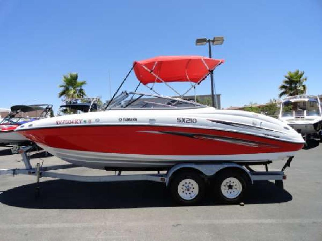 2007 21 39 yamaha marine group sx210 for sale in boulder for Yamaha marine dealer system
