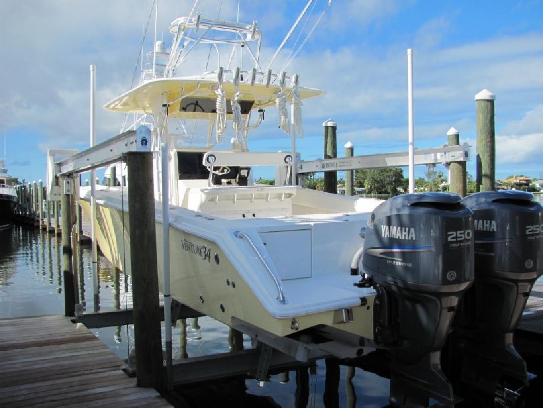 2007 34' Venture Marine, Inc.