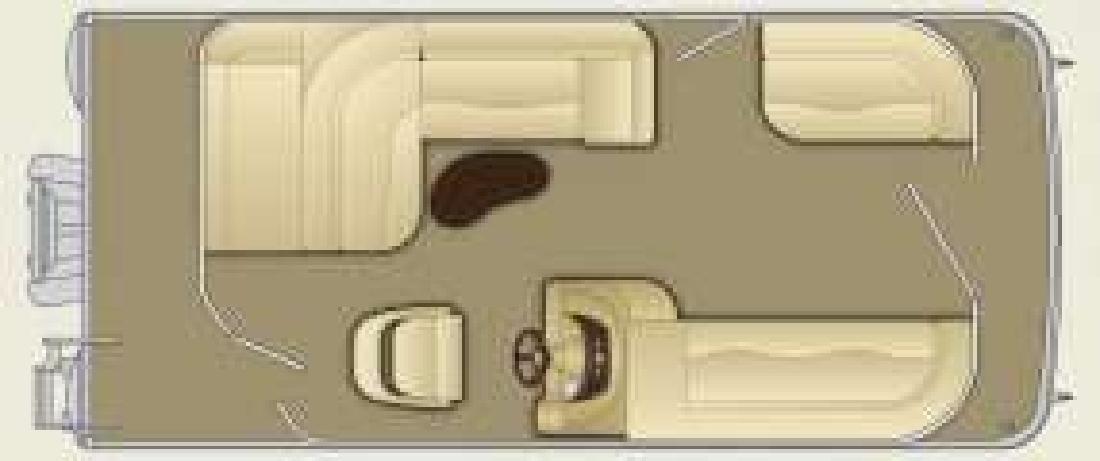2011 20' Bennington Marine LLC 20SLi