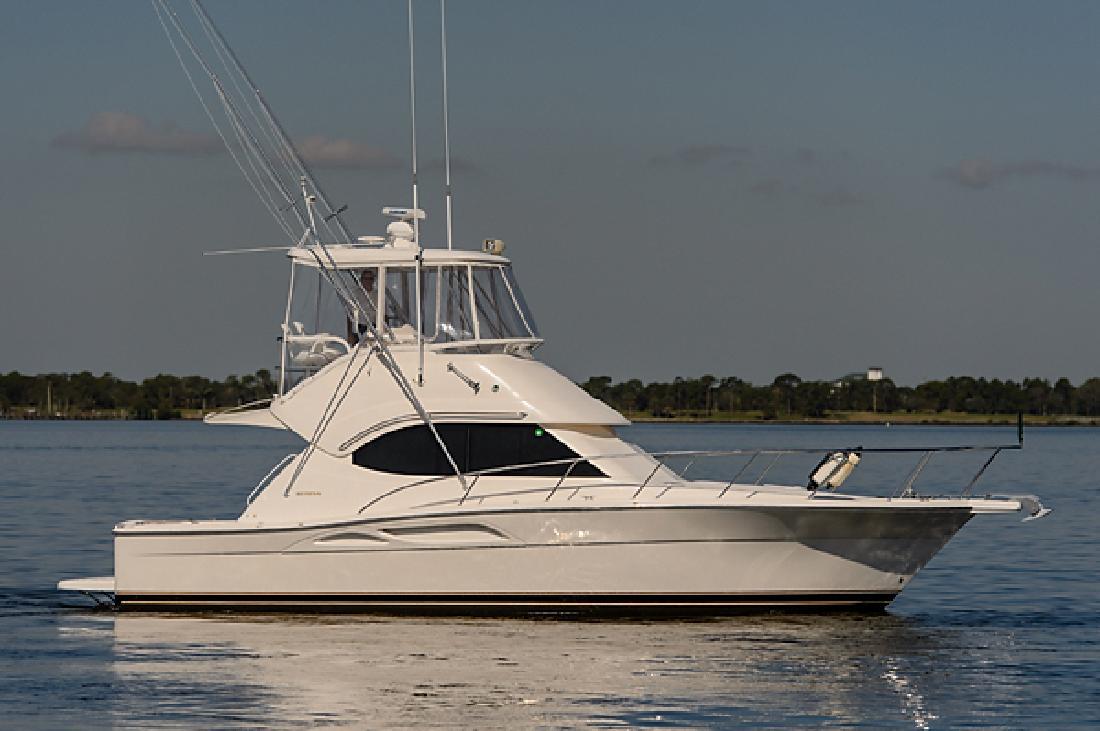 2004 37' Riviera Marine Pty Ltd