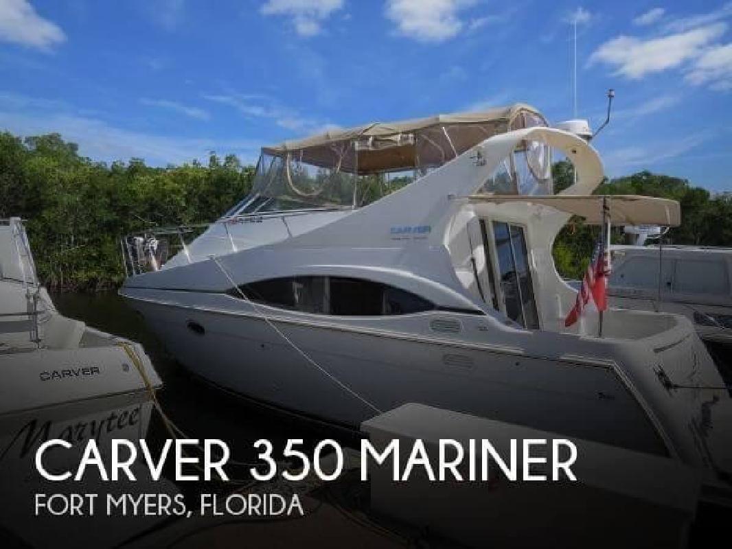 2000 Carver Yachts 350 Mariner Fort Myers FL