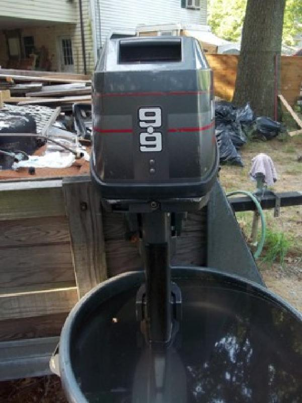 650 1991 Mercury Mariner Outboard For Sale In Hampstead New Hampshire All Boat