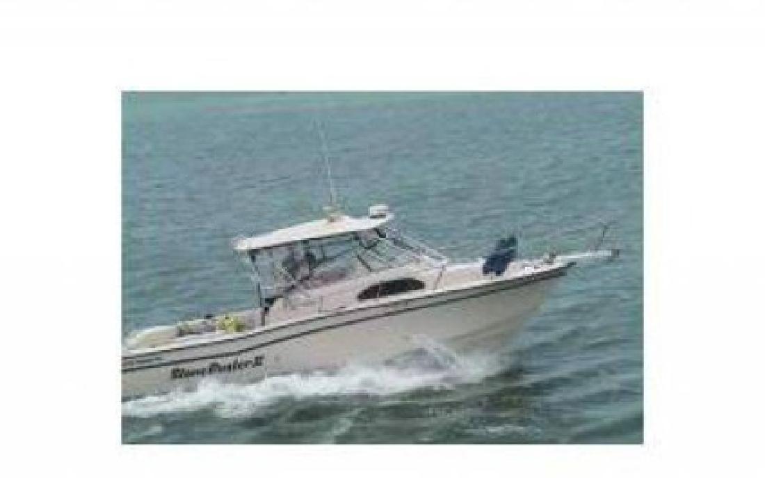 $69,000 2001 Grady-White 300 Marlin SF