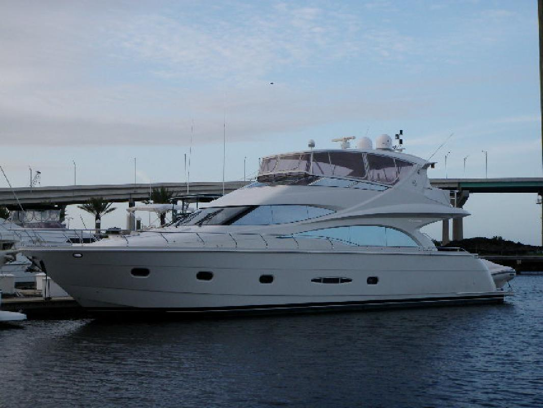 2005 65 39 Marquis Motoryacht For Sale In Jacksonville