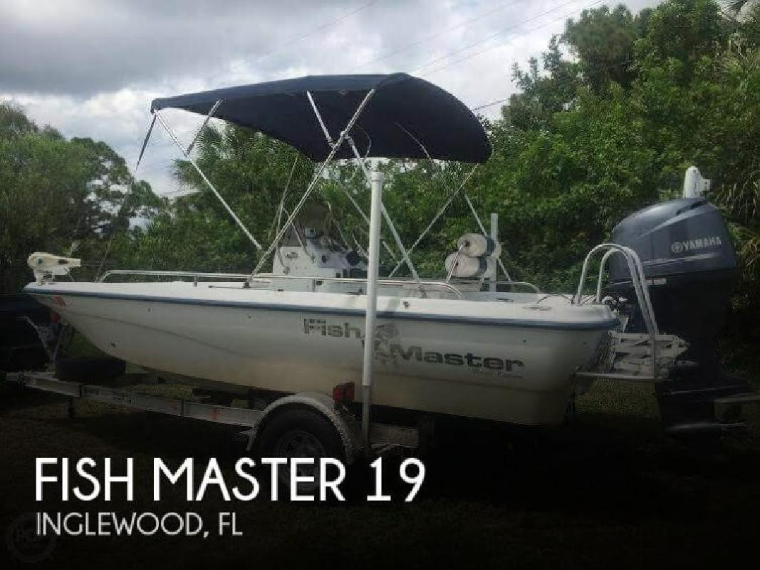 2003 Polar Boats Fish Master 1961 Englewood FL