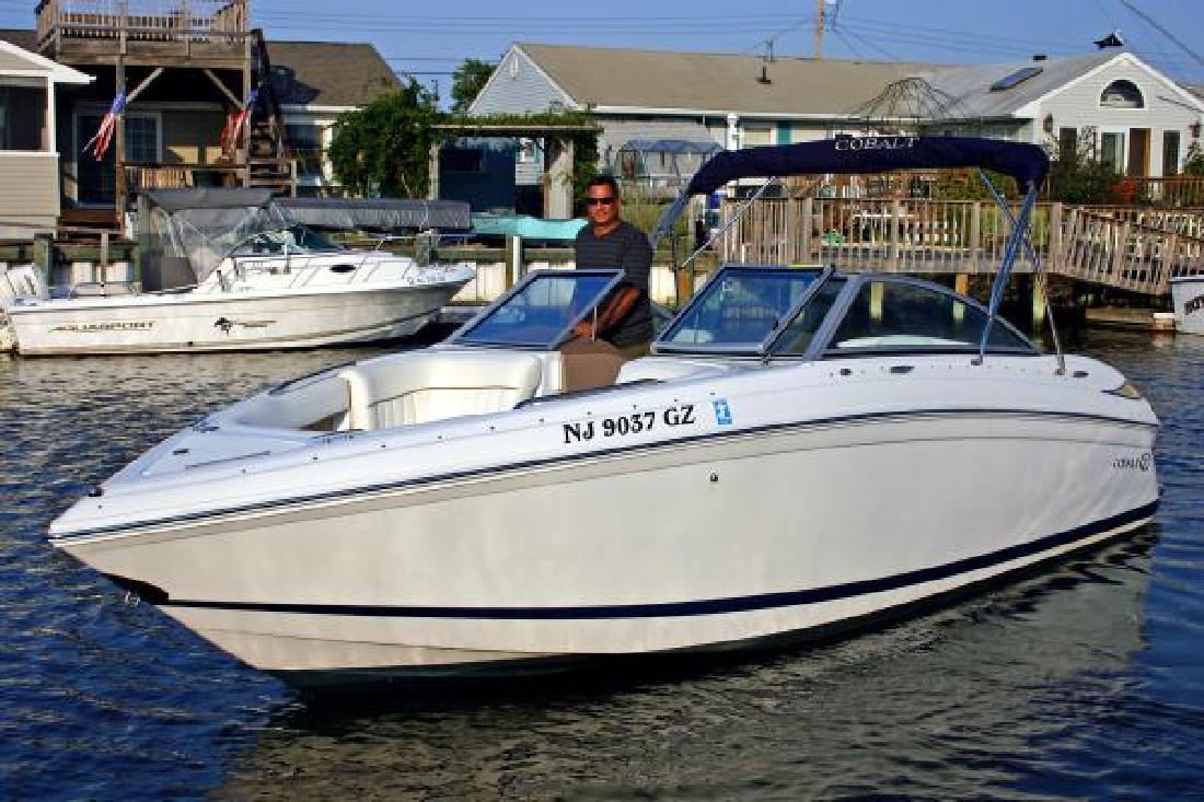 2007 24' Cobalt Boats 242 Bowrider - Merc 350 Mag / Trailer / Trades in ...