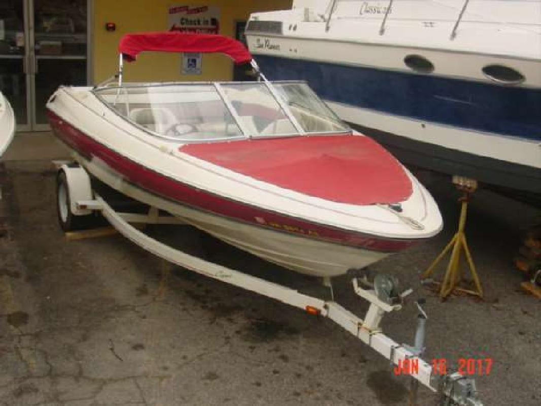 1995 BAYLINER 2050 Capri Bowrider Mercruiser 50 Dawsonville GA