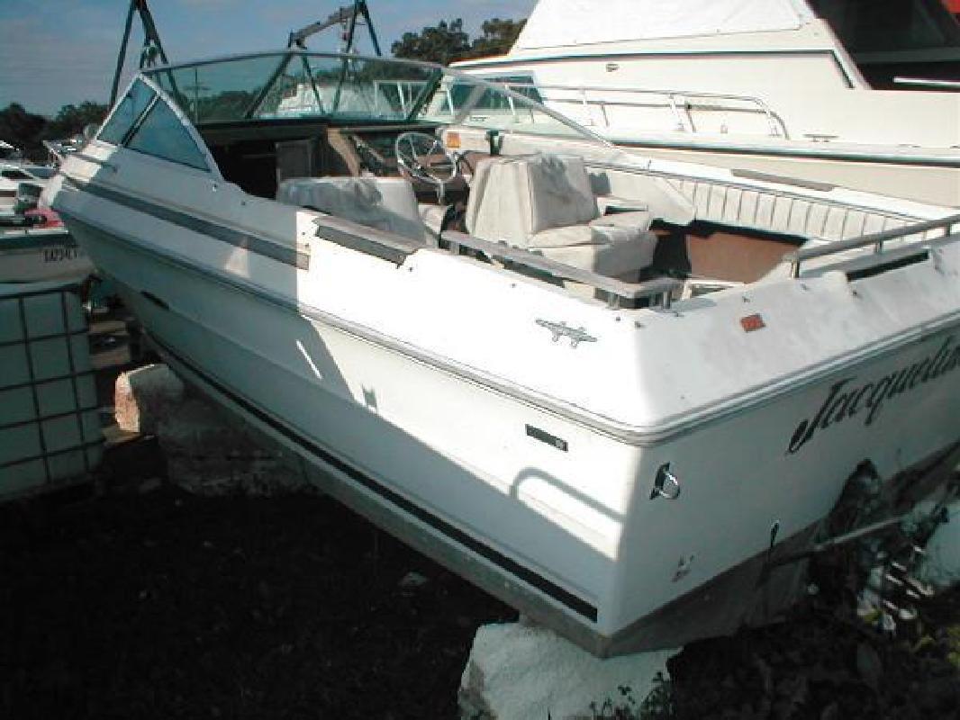 1980 SEA RAY 210 CC Mercruiser 898 Dawsonville GA for sale in