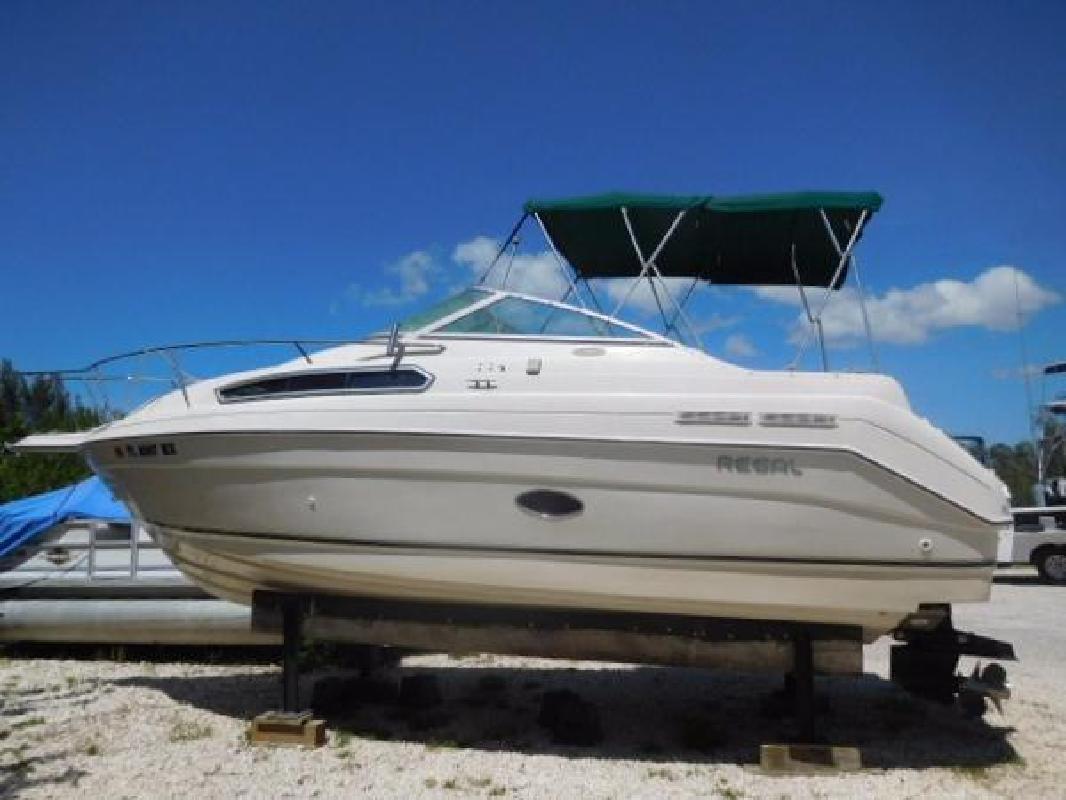 1996 Regal 256 Commodore Merritt Island FL