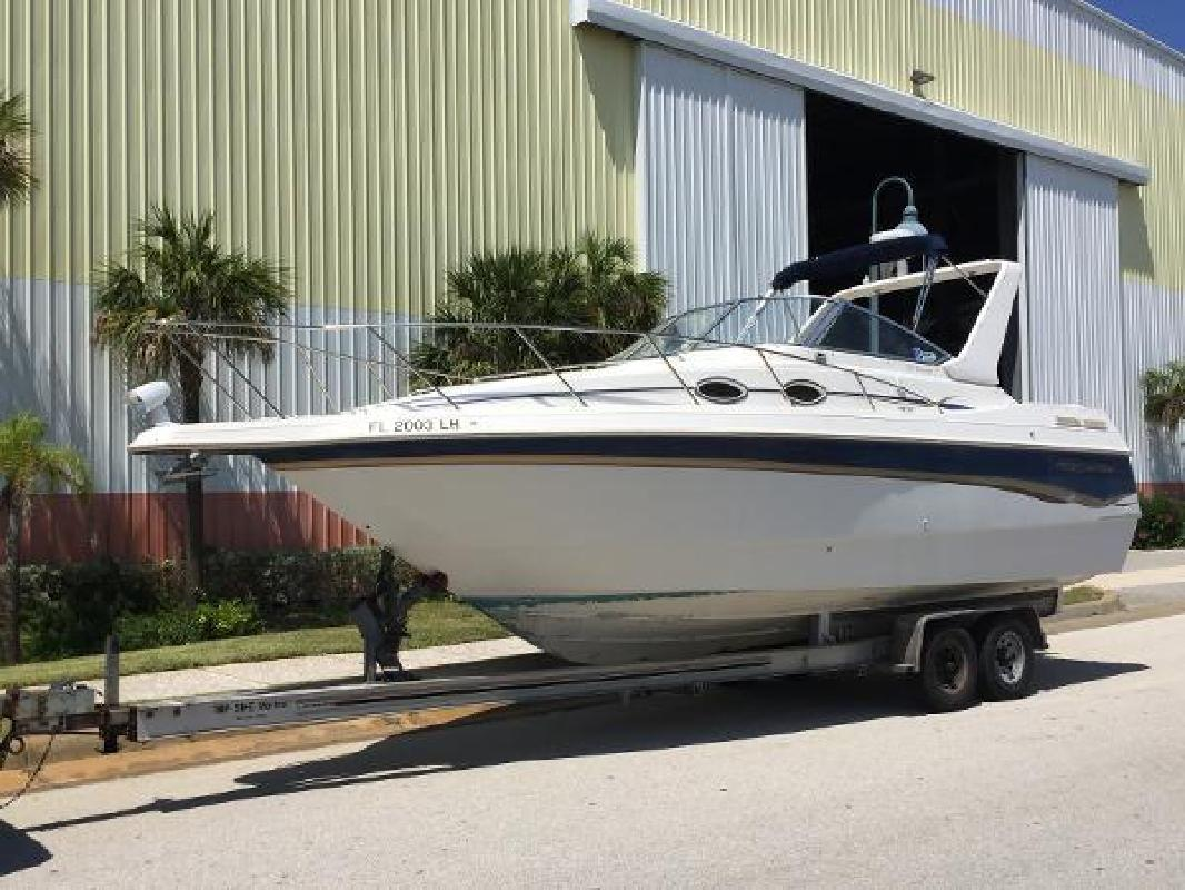 1998 Monterey 276 Cruiser Merritt Island FL