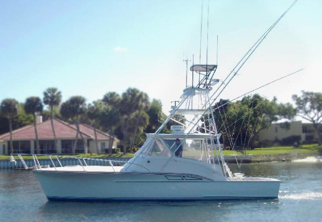 1999 36' Miller Marine