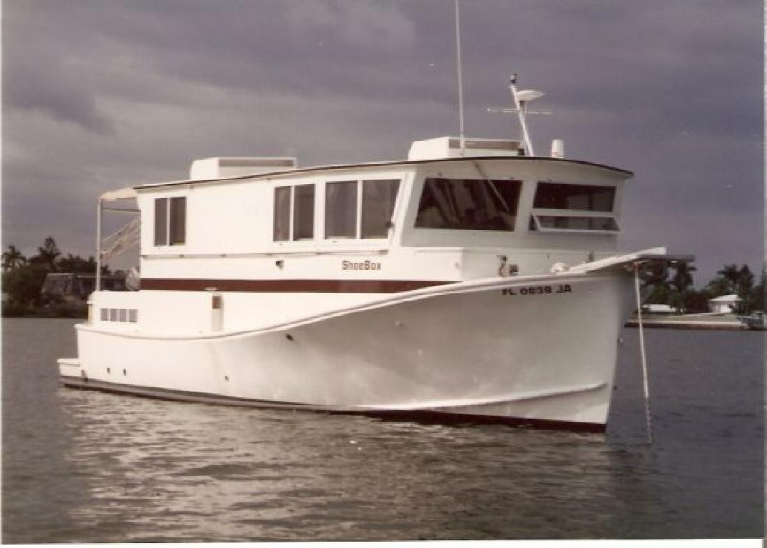 1992 28' Nauset Mini Compact Trawler