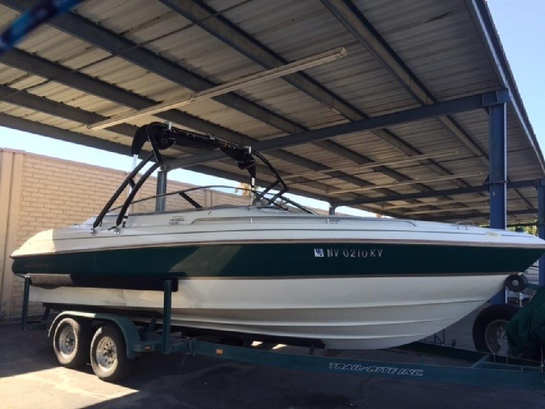1997 Monterey Boats Montura 236 Montura BR Las Vegas NV