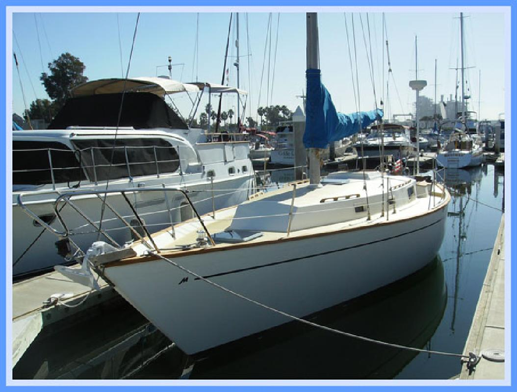 1981 38' Morgan 382 for sale in San Diego, California | All Boat Listings. ...