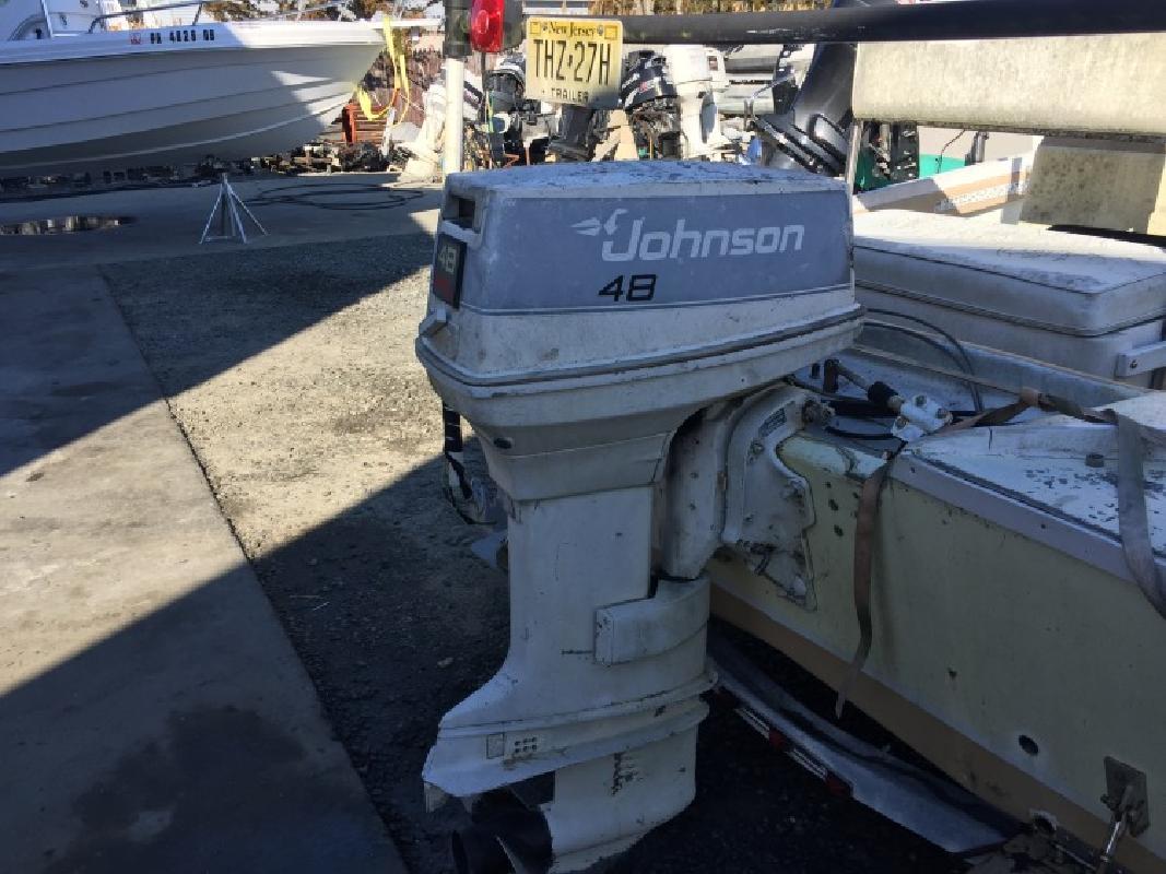 1995 Johnson 48 Special Outboard Motor in Tuckerton, NJ