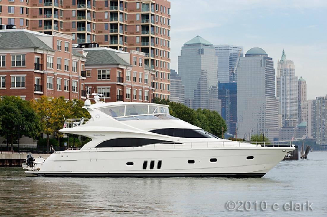 2007 65 39 Marquis Motor Yacht For Sale In Palm Beach