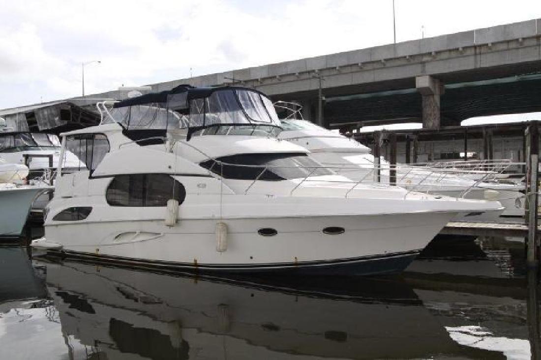 2003 43 39 Silverton Motor Yacht For Sale In Fort Lauderdale