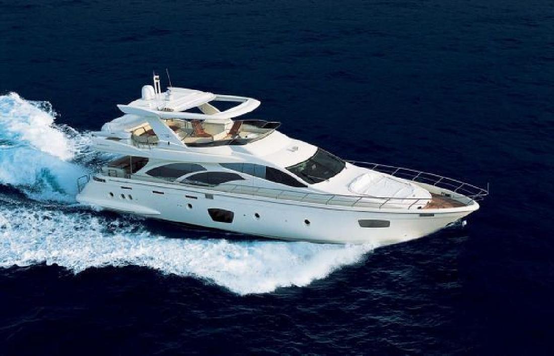 2008 75' Azimut Motor Yacht