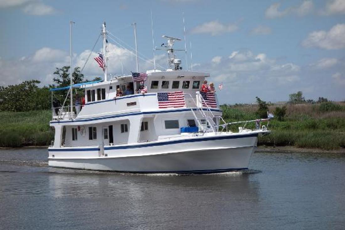 Lewes headboat