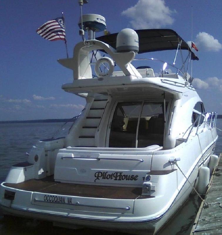2003 Sealine Boats 42ft F425 Motor Yacht Woodbridge VA