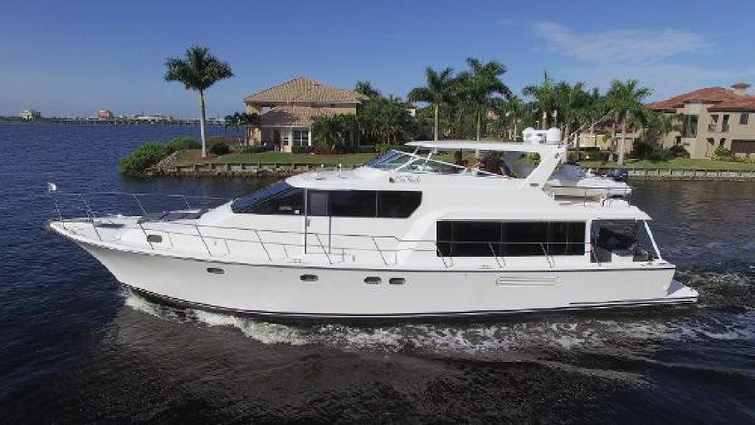 2003 Pacific Mariner 65 Motoryacht Palmetto FL