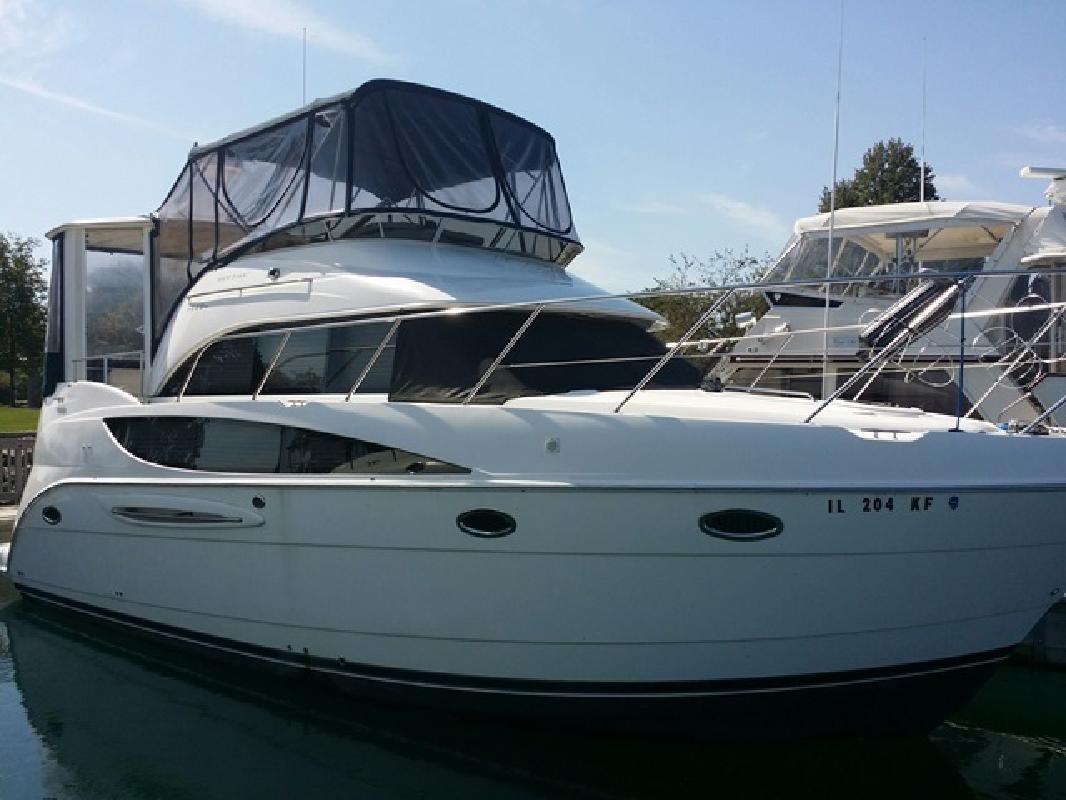 2006 Meridian Yachts 368 Motoryacht Winthrop Harbor IL