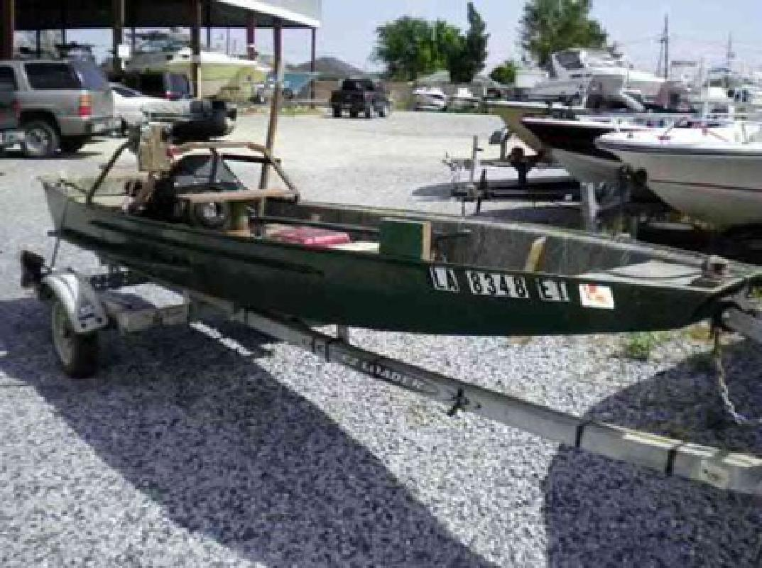 Mud Boats For Sale >> 1 995 1996 Other 14 Mud Boat For Sale In Marrero Louisiana All