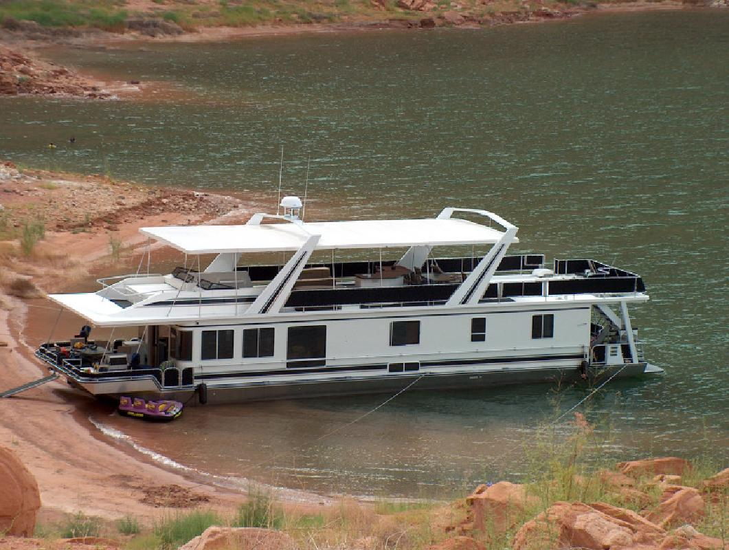 2005 75 x 18 Stardust 118th Multi-Owner Houseboat in Lake Powell, AZ