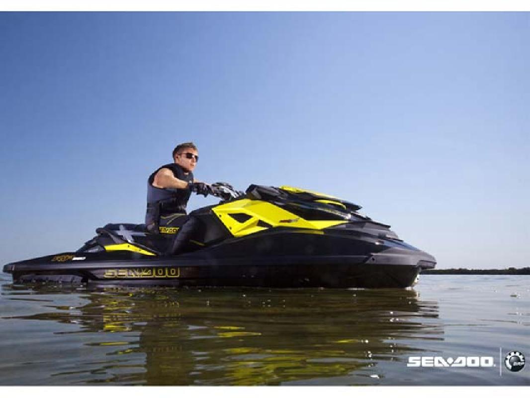 2012 11' Sea Doo Musclecraft RXP-X 260