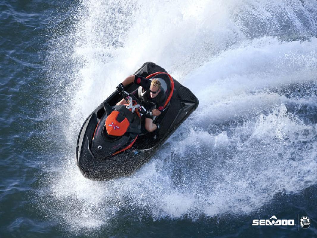 2010 11' Sea Doo Musclecraft RXT-X 260