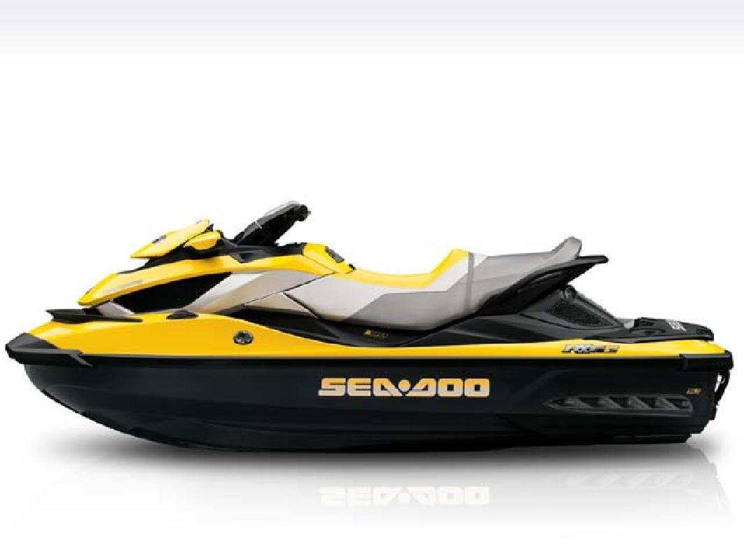 2009 11' Sea Doo Musclecraft RXT iS 255