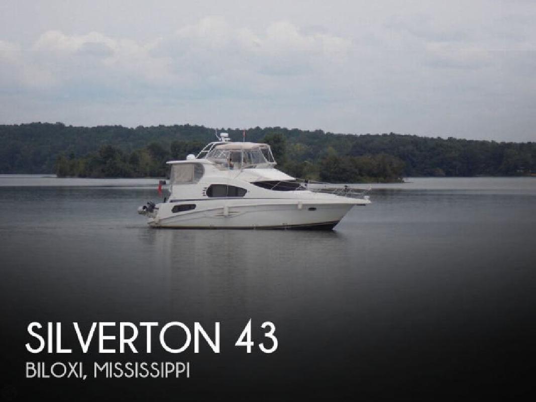 2007 Silverton Marine 39 MY Biloxi MS
