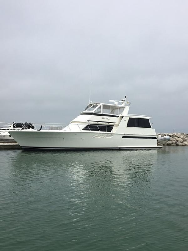 1998 Viking by Mirage 54 MY Winthrop Harbor IL
