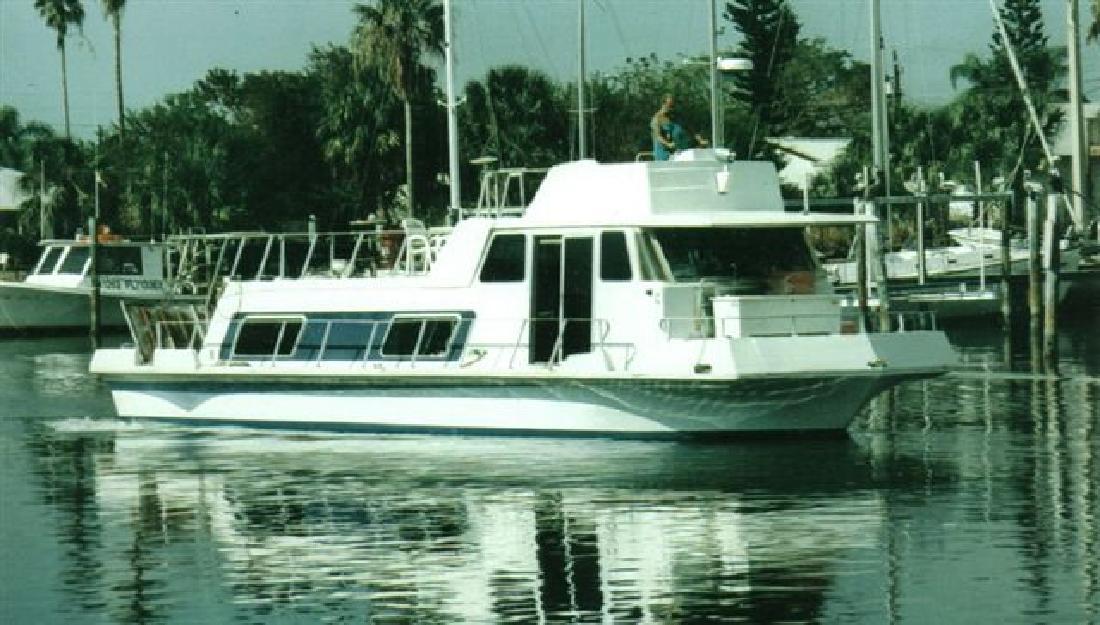 1973 48' Nautiline Houseboat for sale in Treasure Island, Florida