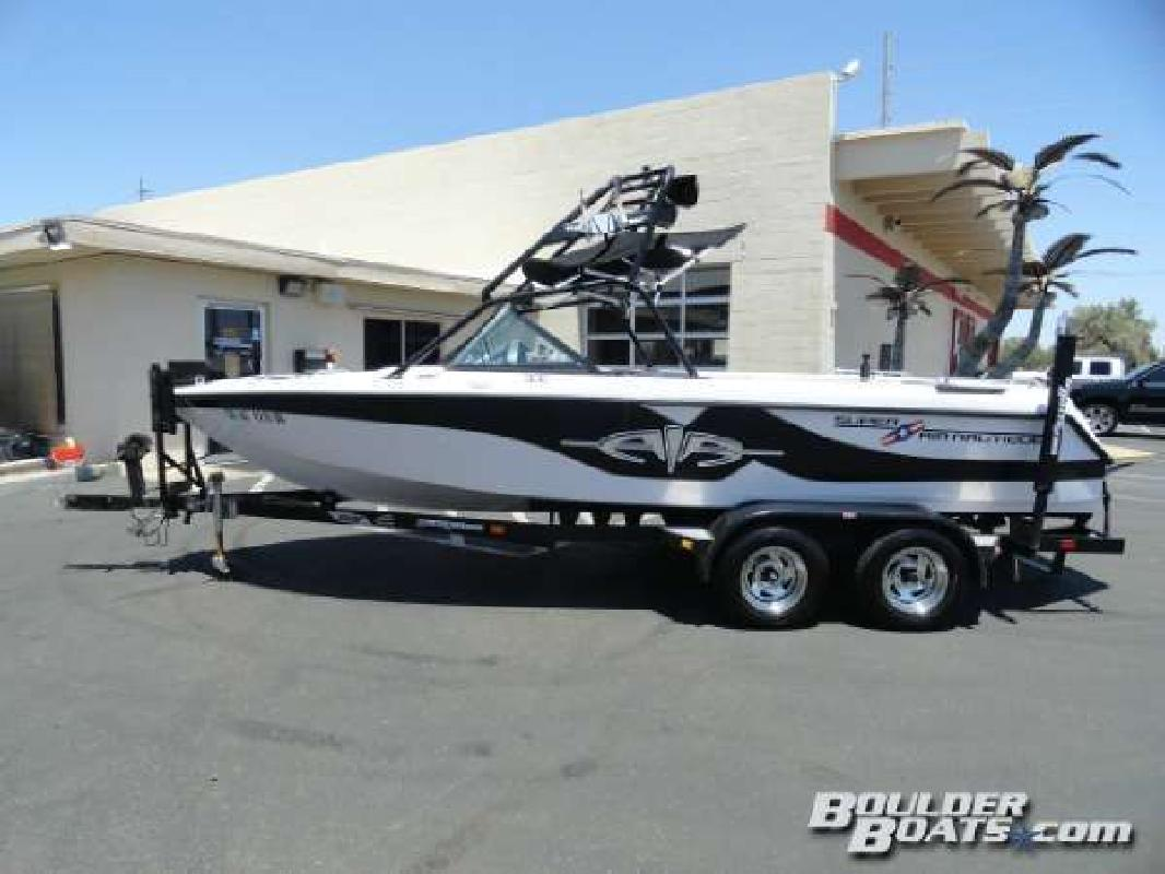 2001 CORRECT CRAFT Super Air Nautique 210 Henderson NV