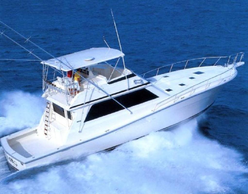 1998 Viking 58 Convertible New Port Richey FL