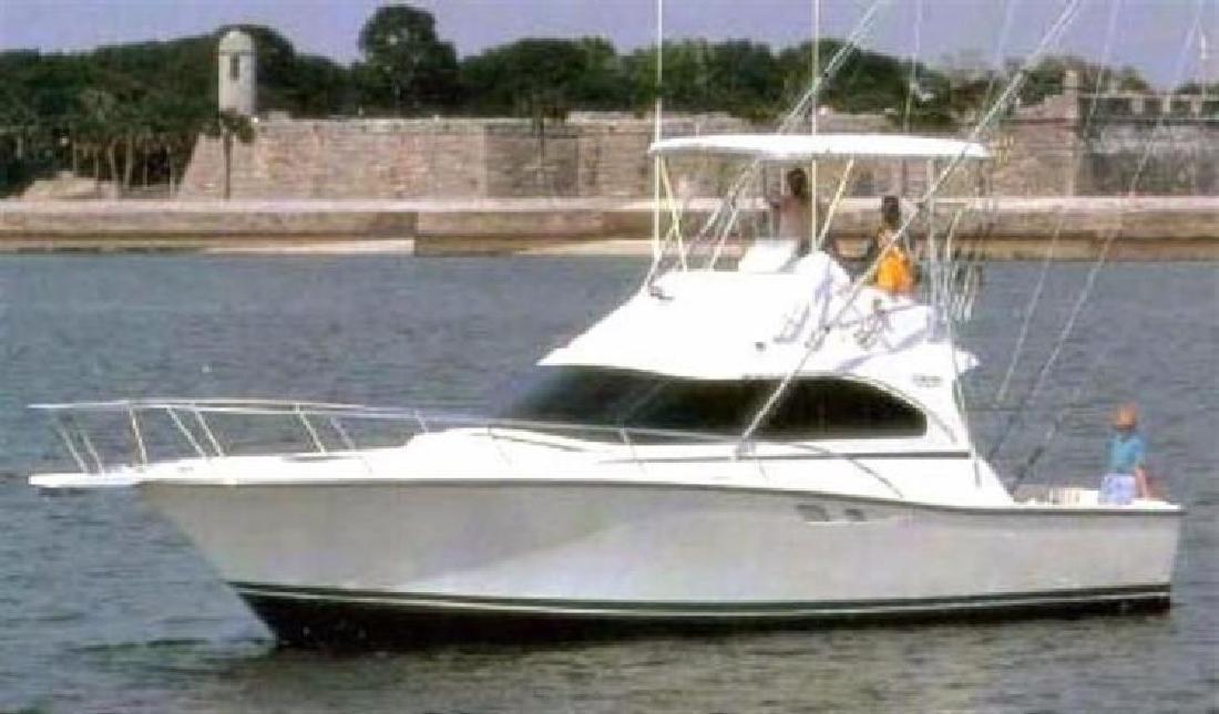 1993 LUHRS 350 Convertible New Port Richey FL