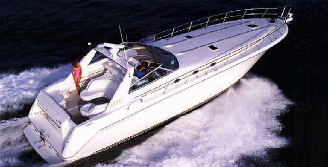 1996 Sea Ray 500 Sundancer New Port Richey FL