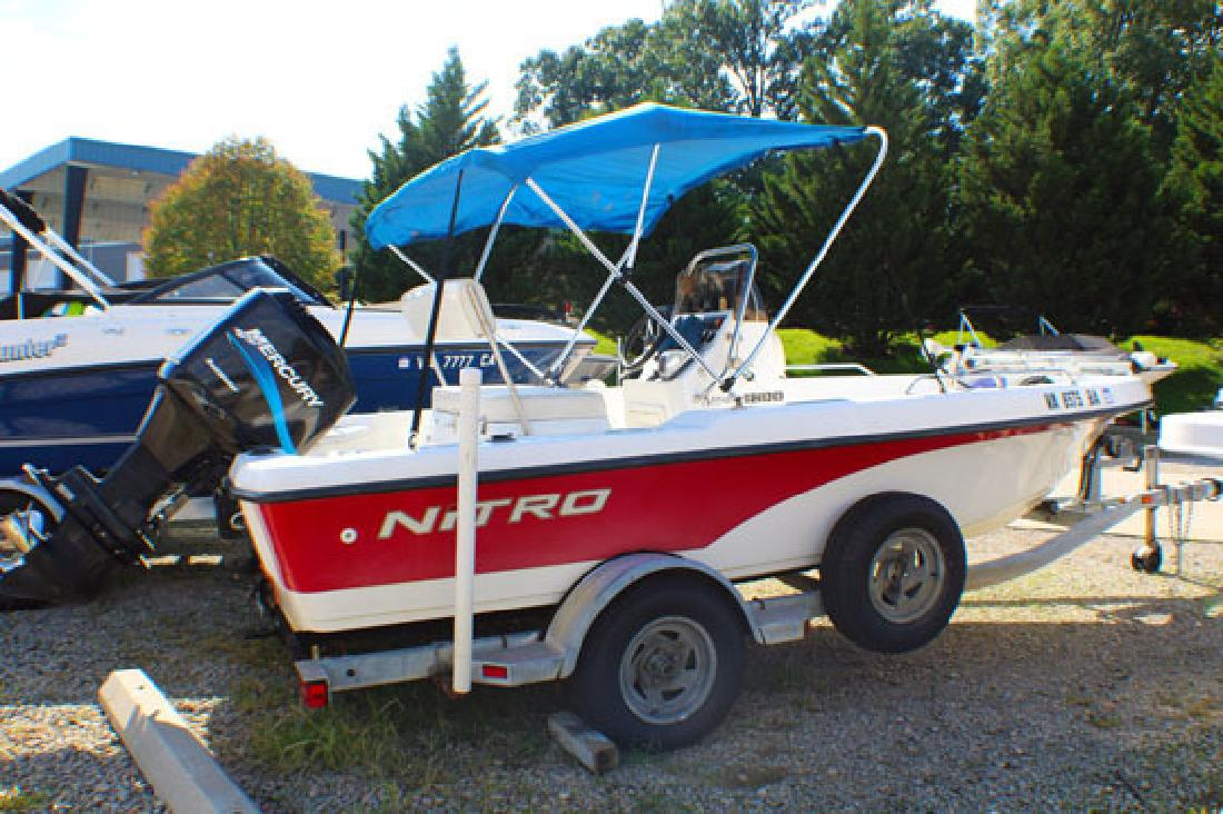 2003 Kenner Boats 18ft Nitro 1800 Woodbridge VA