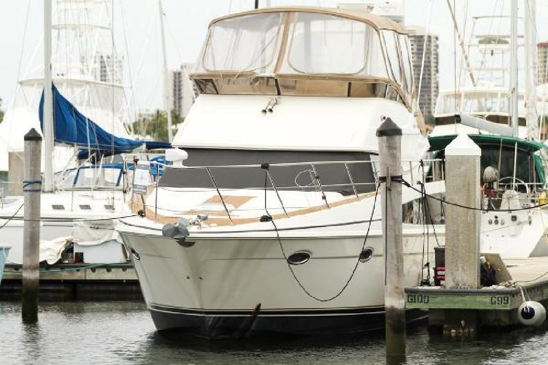 2006 Carver Yachts 42 Ss North Palm Beach Fl