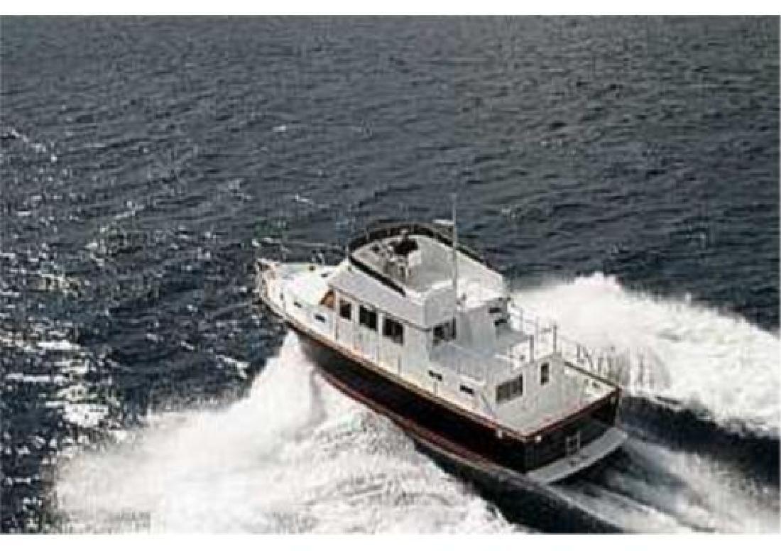 2008 40' Albin North Sea Cutter