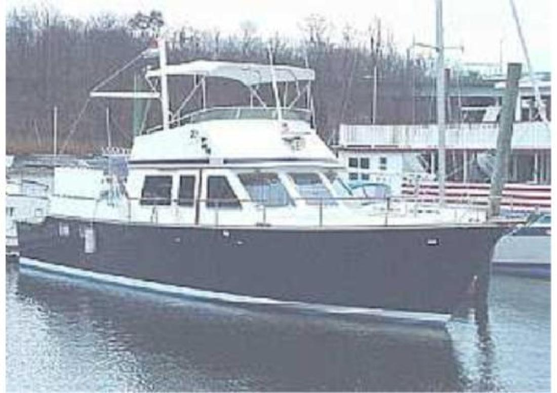 1988 48' Albin North Sea Cutter