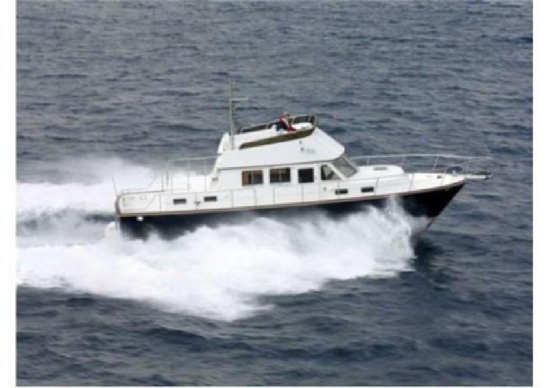 $269,000 2008 40' Albin North Sea Cutter